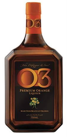 Dekuyper Liqueur Premium Orange